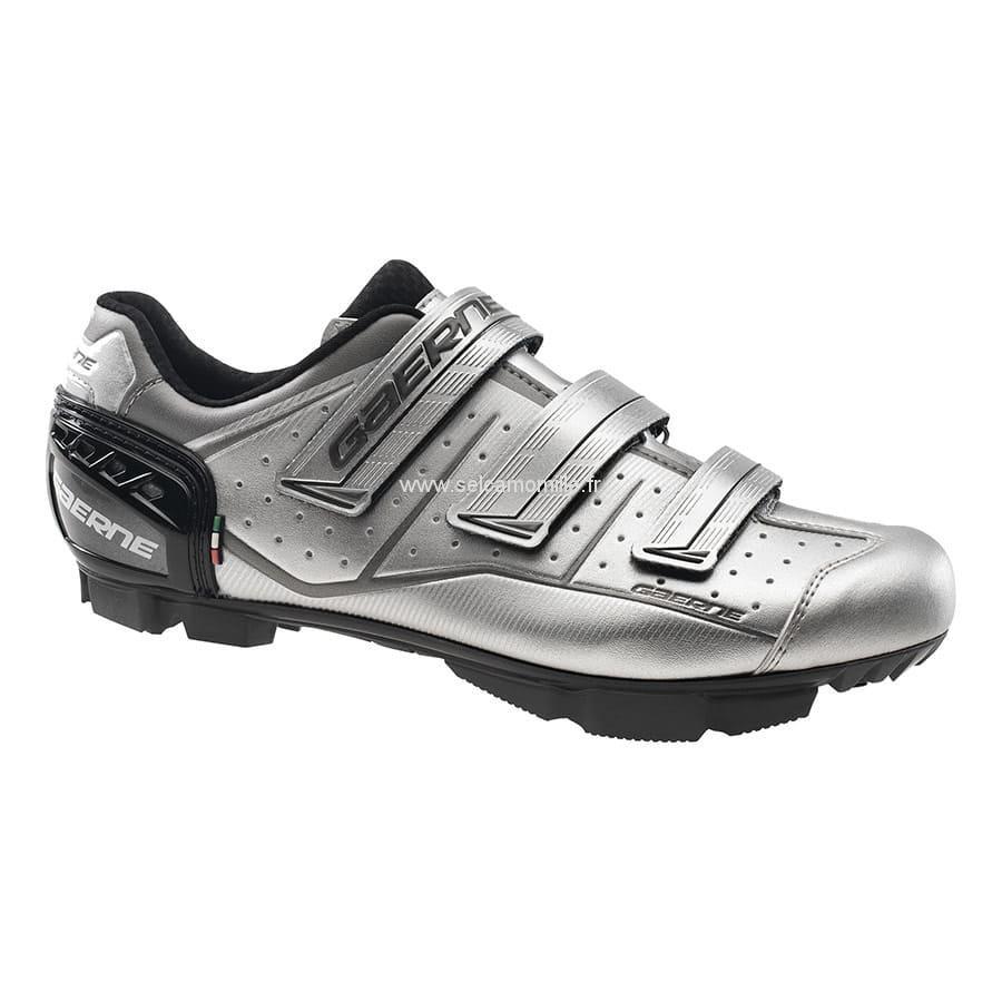 Chaussures-Gaerne-Laser-argent